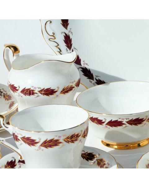 (OUT OF STOCK) PARAGON ELEGANCE TEA SET & TEAPOT